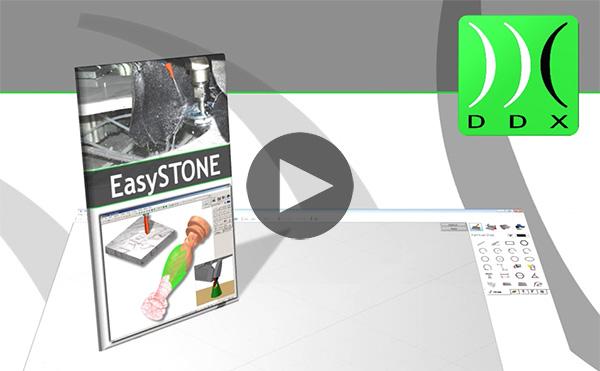 Logiciel DDX EasySTONE