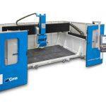 débiteuse cms impact Drolet équipement CNC