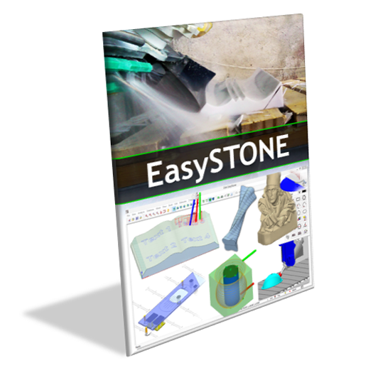 Software for stone and granite - Drolet Équipement CNC